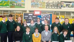 Cashel Community School celebrates Science Week