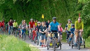 Kildare section of Royal Canal greenway open