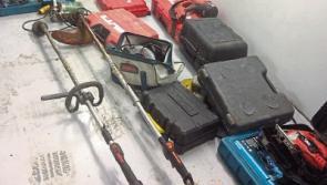 Gardaí say busy Clara market is policed for stolen tools
