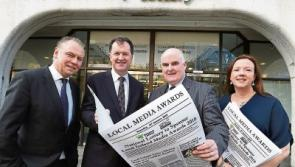 National Lottery to sponsorLocal Ireland Media Awards