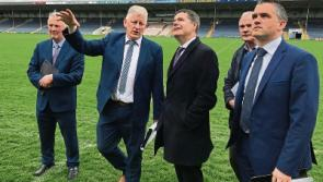 Minister Paschal Donohoe visits Thurles LIT, Semple Stadium & Bulmers, Clonmel in Co. Tipperary