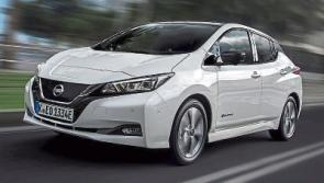 TEST DRIVE: Welcome to the pure electric new Nissan LEAF