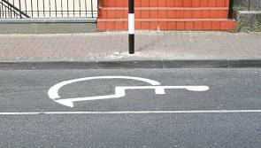 'There are people parking in disabled spaces without permits'