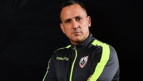 WATCH | Neale Fenn determined to lead Longford Town back to SSE Airtricity League Premier Division