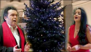 WATCH    Paul Hennessy and Eimear Reynolds perform a stunning version of  'O Holy Night'  in St Mel's Cathedral, Longford