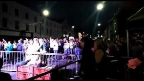 WATCH  Night one of the Longford Summer Festival enthralls the masses