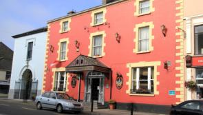 Historic north Longford hotel to go up for online auction