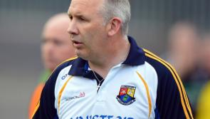 Former Longford manager Glenn Ryan takes reins of his native Kildare as star studded backroom team unveiled