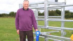 Granard inventor on the national stage at ploughing championships