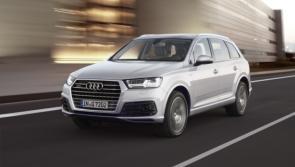Introducing the impressive brand new Audi Q7