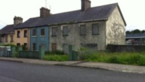 Colmcille Terrace in Granard gets set for face lift
