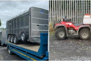 South Longford business in appeal for information on stolen property