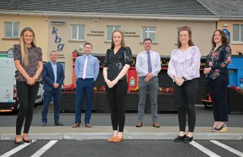 The gift of time for KBG Team in Longford and Cavan