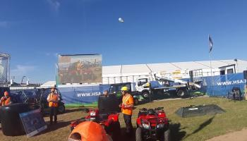 WATCH  HSA demo on operating quads safely