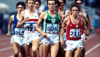 Longford's Top 10 Memorable Sporting Moments  - Ray Flynn's record breaking Dream Mile in Oslo