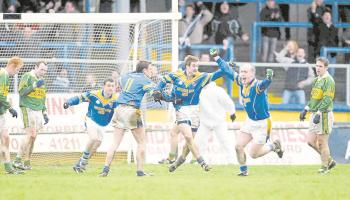 Longford's Top 10 Memorable Sporting Moments - Famous victory as Longford conquer the Kerry Kingdom
