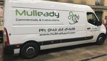 Mulleady Commercials & Fabrications, Drumlish, Co Longford: Providing HGV services to cater for all your needs