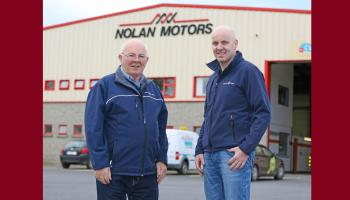 All your motoring needs catered for at Nolan Motors, Newtownforbes