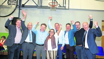 Independents set to be Longford county council king makers once again