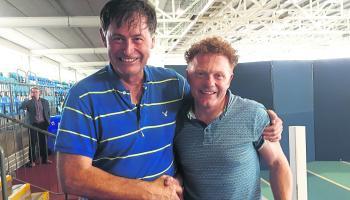 Sean Farrell and Garry Murtagh