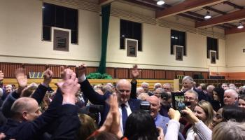Twitter reaction as 'forgotten' county Longford has a TD #GE2020