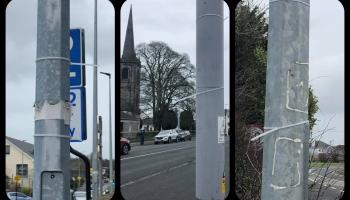 Longford Tidy Towns plead with general election candidates to remove eyesore poster cable ties