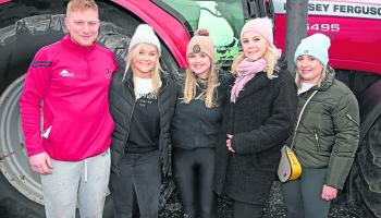 PICTURES: Shroid Tractor Run sees 278 tractors and lorries turn out to support Lynsey Bennett