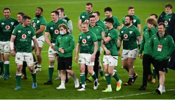 Ireland rugby squad named for summer Tests