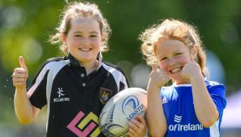 GALLERY   Lovely sunshine and super action photos from Longford rugby club summer camp