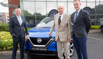 Nissan appoints O'Reilly & Sons as new dealer for Longford