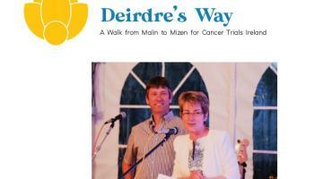 Longford to Ballymahon leg of Deirdre's Way charity walk