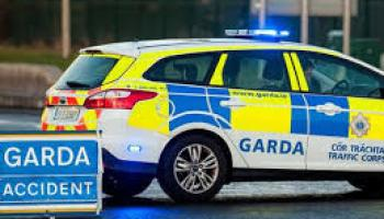 Pensioner in hospital after north Longford collision