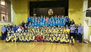 Longford Girl Guides