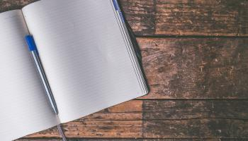 COLUMN: 'Buy yourself a nice notepad and start to take stock of how you feel...'