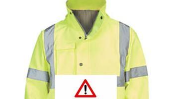 Gardaí issue unusual warning over hi-vis jackets