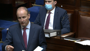 """Taoiseach told to """"get a grip"""" about housing crisis in Dáil today"""