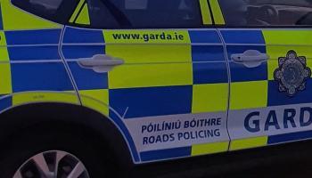 Three vehicles seized at one garda checkpoint