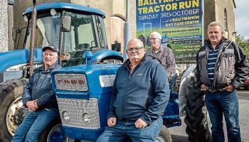 Ballymahon Tractor Run