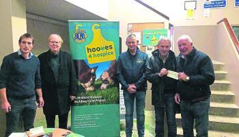 Big 'Hooves 4 Hospice' sale at Ballymahon mart
