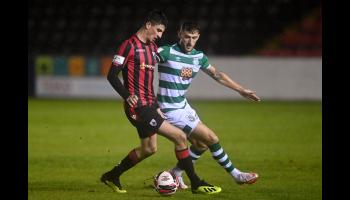 More frustration for Longford Town as Shamrock Rovers move a step closer to retaining Premier League title
