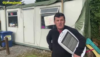 WATCH |  Longford's Jimmy Jests baffled by lack of interest 'the best student accommodation you'll ever see' #NoKeysNoDegrees