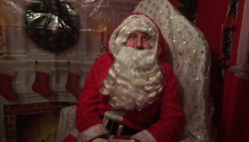 VIDEO: Santa's all set for his journey to Longford tonight