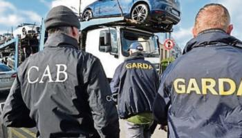 CAB actively investigating 66 targets across Longford / Roscommon garda division