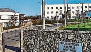In praise of Portlaoise hospital