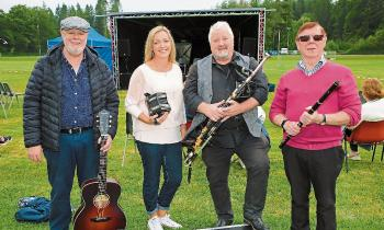 Longford Leader gallery: Live & Local musical feast in Mullinalaghta and Edgeworthstown