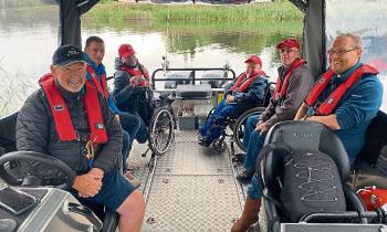 Longford Leader gallery: Polish anglers capture top prize at historic Lough Ree Pike Classic event