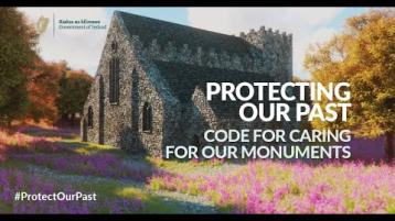 From Corlea Trackway to Granard Motte, public asked to Protect Our Past amidst rise in damage to heritage sites