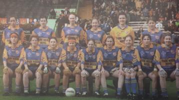 Longford's Top 10 Memorable Sporting Moments  - All-Ireland glory for Longford ladies in jubilant scenes