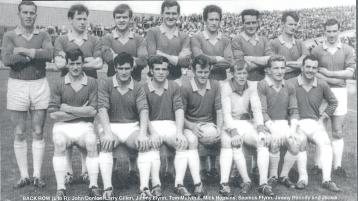 Longford's sporting moments