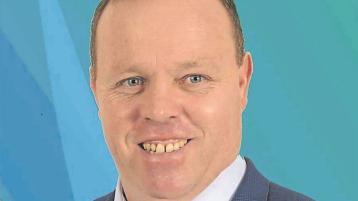 Fine Gael's Paraic Brady takes over as Granard cathaoirleach